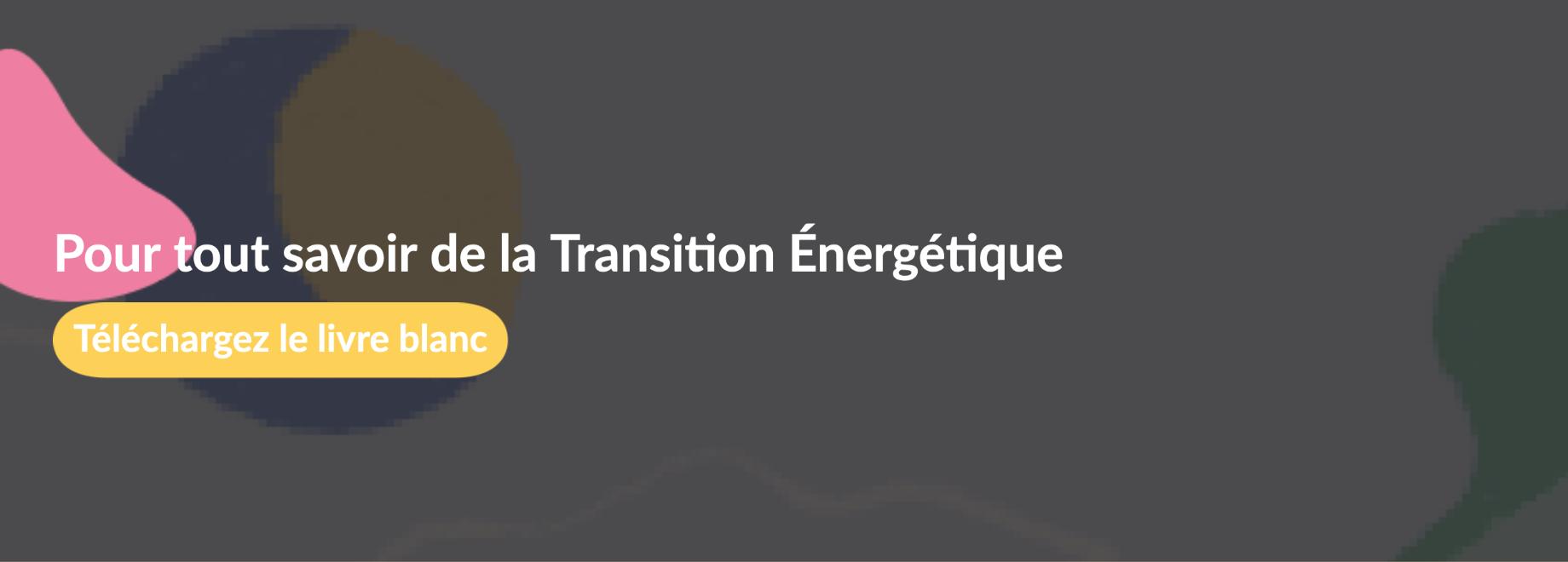 La transition énergétique peut permettre à votre entreprise de faire des économies durables sur votre budget énergétique