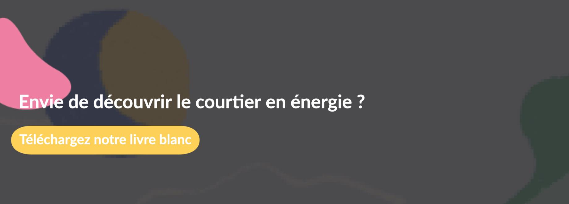 Téléchargez le livre blanc : le courtier en énergie, votre allié pour optimiser vos factures d'électricité et gaz !